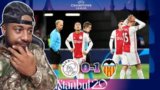 Ajax 0-1 Valencia | Welcome To The Europa League Ajax | Chelsea 2-1 Lille