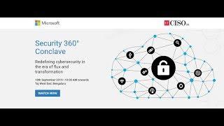 LIVE: Security 360° Conclave, Bengaluru