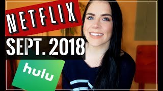 WHAT I WATCHED // SEPTEMBER 2018