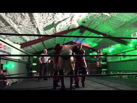 July 25, 2015 Monster Factory Pro Wrestling