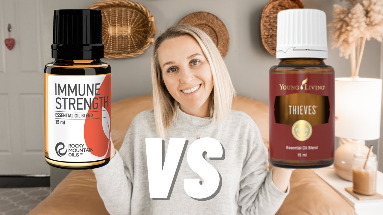 Download Young Living Essential Oils VS Rocky Mountain Essential Oils - I tried both   Torey Noora