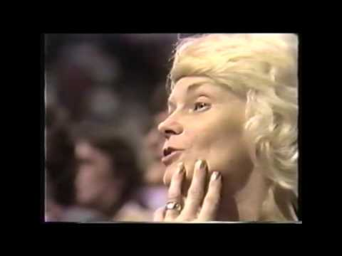 Jimmy Swaggart Crusade Cincinnati, OH 1984: The Future of Planet Earth