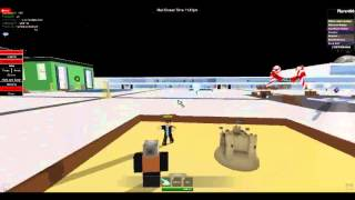 Deadly Roblox Slender Man With: Flare458 And Awesomedeer (Nuhuhh)