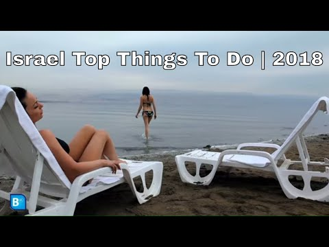 Israel Top Things To Do | Booking-tours.com Travel Guide