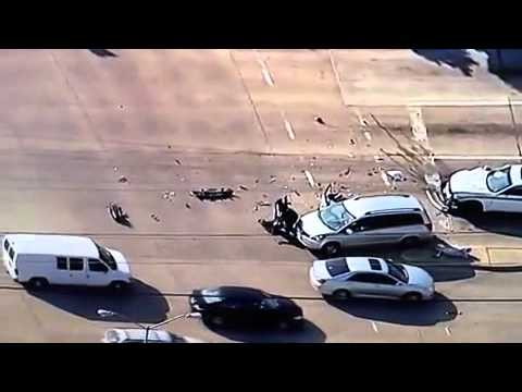 Badass Mother Takes The Law Into Her Own Hands To Put An End To A Police Chase