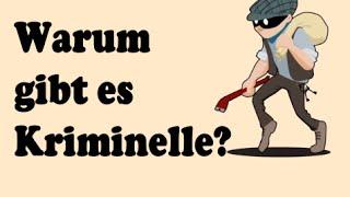 Kriminalität, warum gibt es sie? (Robert K. Merton) Soziologie: Hallo Gesellschaft! #07
