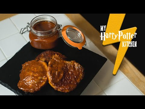 Slow Cooker BBQ PORK CHOPS | Great Hall Feast | My Harry Potter Kitchen (Ep. 33)