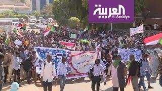 هكذا احتفل السودانيون بالذكرى الأولى للثورة