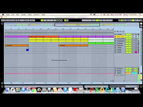 Trae inkredible feat. lil wayne rick ross Ableton Live 9 (Remake)