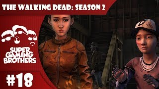 SGB Play: The Walking Dead: Season 2 - Part 18 | Safe Haven?