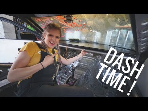 BUILDING A CUSTOM ALUMINUM DASH | Project Drift - EP. 16