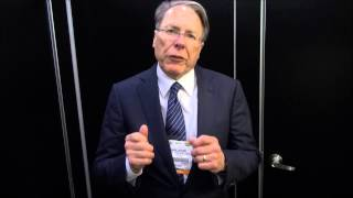 Wayne LaPierre Chats With Me About The 2nd Amendment WeaponsEducation