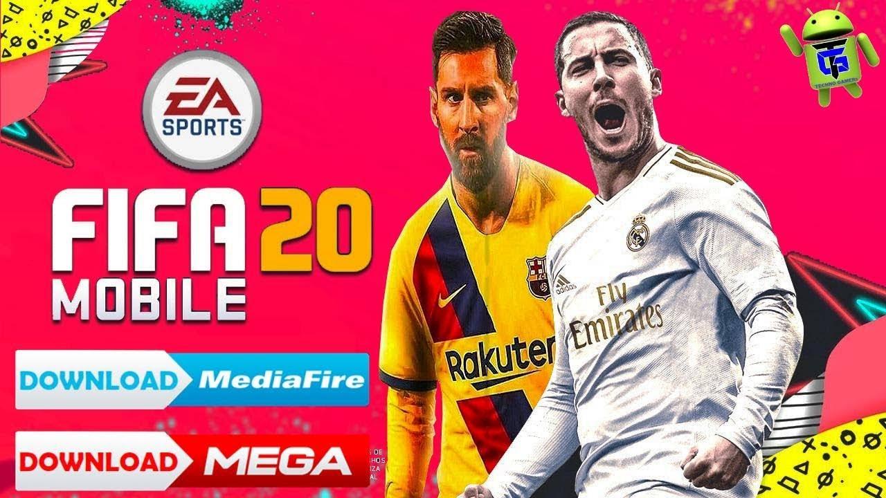 لعبة fifa فيفا 20