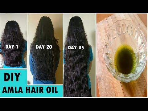 how-to-grow-long-hair-fast-naturally---amla-hair-oil-for-fast-hair-growth