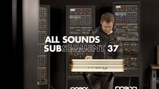 All Sounds | Subsequent 37