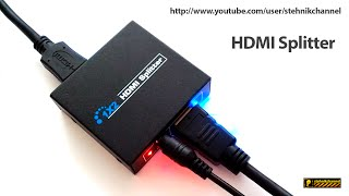 HDMI splitter с сюрпризом из Китая