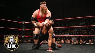"""The Bomber"" Dave Mastiff vs. Eddie Dennis: NXT UK, Dec. 12, 2018"