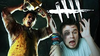 LETHERFACE - KANIBAL! | Dead By Daylight [#55] (With: Plaga) /Zagrajmy w