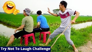 TRY NOT TO LAUGH CHALLENGE 😂 😂 Comedy Videos 2019 - Episode 6 - Funny Vines || SML Troll