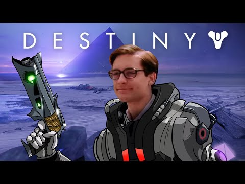 I started playing Destiny 2 so you won't have to