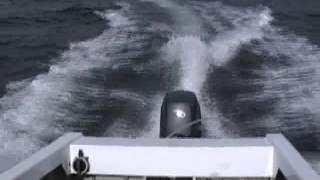 Orkney Fast Fishing Boat Demonstration Crinan Scotland