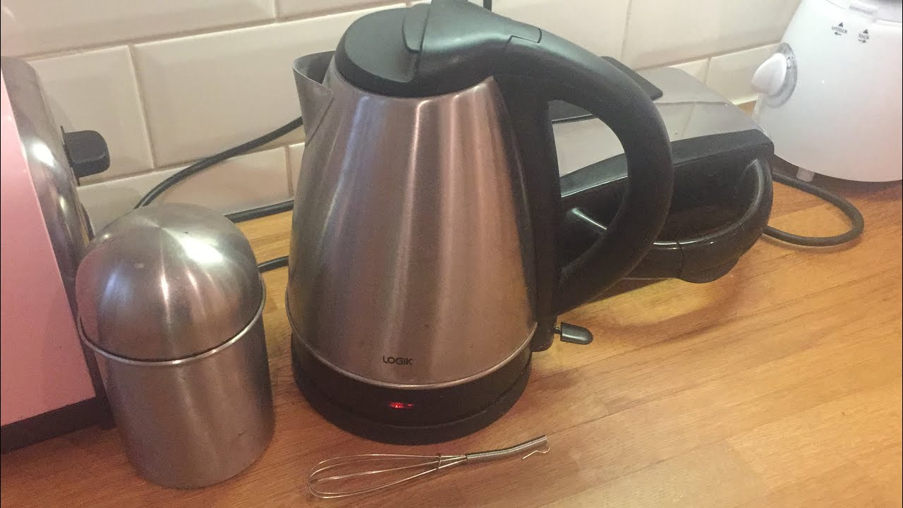 The Kettle Is Going To Explode!