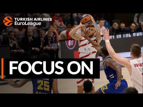 Focus on: Mike James, AX Armani Exchange Olimpia Milan