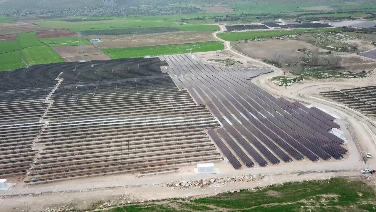 Kaan Solar Maestro Solar Tracker PV Plant in Adana/Turkey