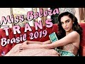Ariella Moura é a primeira MISS BELEZA TRANS BRASIL 2019