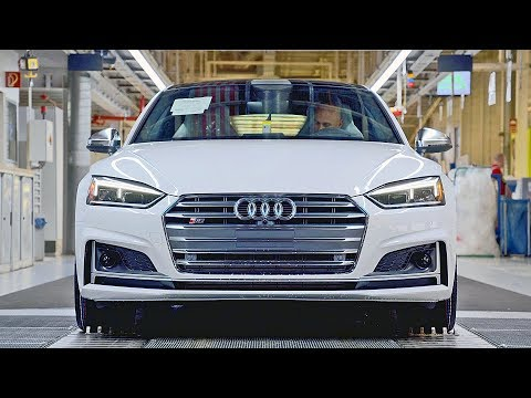Audi Cars Production