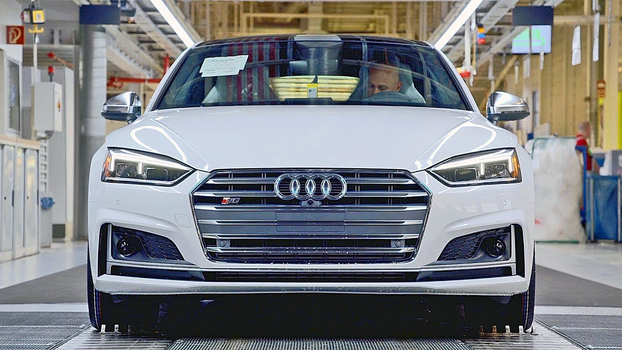 Audi Cars Production YouTube - What company makes audi cars
