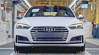 Audi Cars Production
