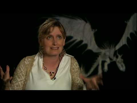 HOW TO TRAIN YOUR DRAGON   with Cressida Cowell, Author of