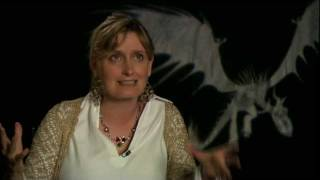 HOW TO TRAIN YOUR DRAGON - Interview with Cressida Cowell, Author of