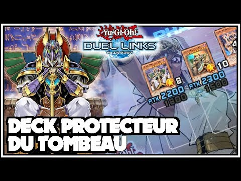 Deck Protecteur du Tombeau (ft. Oracle) | Yu-Gi-Oh Duel Links FR