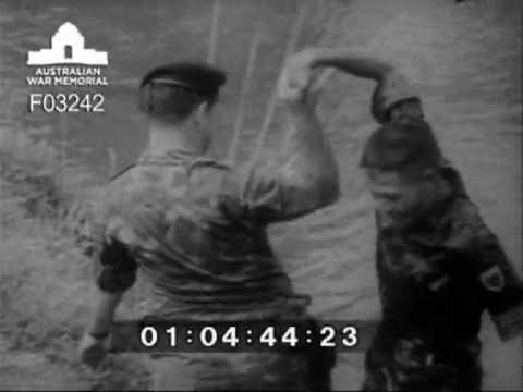 Ranger advisors Vietnam (DPR208)