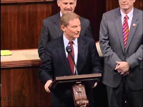 Rep. Bachus (AL-6) Welcomes Rep. Bradley Byrne to United States Congress