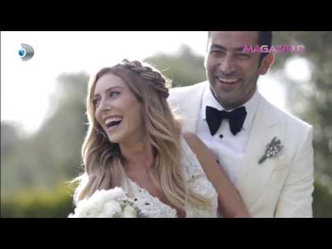 Sinem Kobal ve Kenan İmirzalıoğlu düğünü ünlü akınına uğradı
