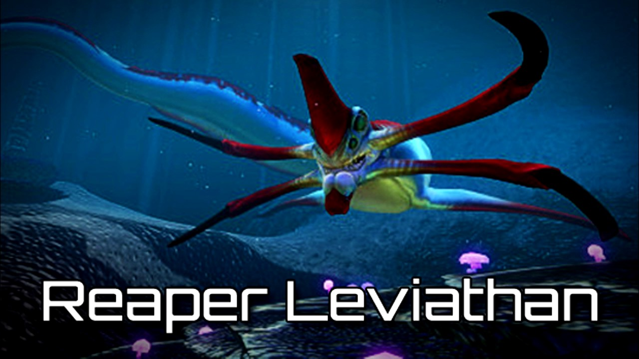 ♪ Reaper Leviathan (FULL) | Subnautica Playthrough OST