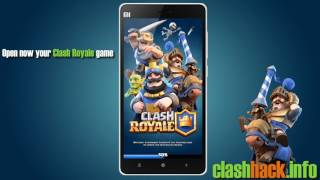 Clash Royale Hack 2017 To Get Unlimited Gems And Gold