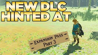 New Breath of the Wild DLC Hinted by Nintendo President | Austin John Plays