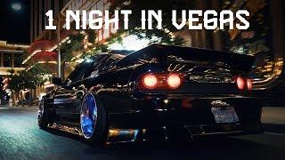 One Night In Vegas Zach&#39s 240 HALCYON (4K)