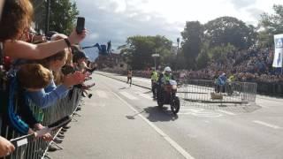 Copenhagen half marathon James Mwangi Wangari finish