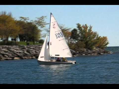 CL16 Sailboat