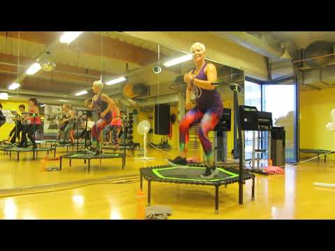 Jumping Fitness Andrée @ Emotion St. Vith (Boom)