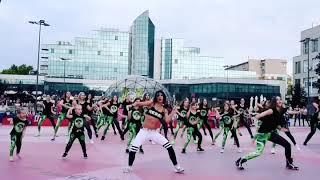 Zumba Fitnes Todo El Mundo We Dance 4 ALS Challenge