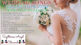 WEDDING  SONGS 2020 COLLECTION NON-STOP PLAYLIST | SAGITTARIUS ANGEL CHANNEL