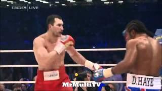 Wladimir Klitschko vs. Haye Round 12 (02.07.2011)