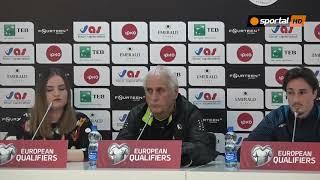Хекуран Крюезиу: След последния мач на България, сме оптимисти