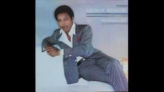 George Benson In your eyes  Album face1 (1983)